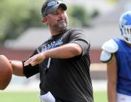 Check out the GMC football Camp Caravan visit to Carteret