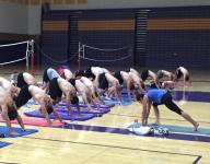 Rennecke: Melrose football finding yoga classes helpful