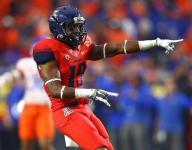 Ranking college football teams by Arizona high school players - 2015 season