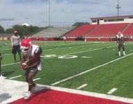 VIDEO: Preseason practice at Ruston