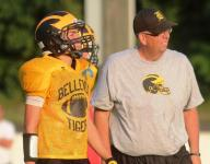 Bellevue football welcomes new coach Woody McMillen