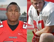 Center Grove's DT pair are quiet, polite ... until they get on the field