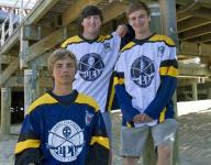 Avon Pond unveils jerseys for APP Hockey Classic