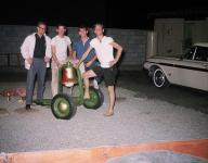 One night, in the fall of 1962, the Victory Bell went missing