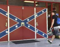At Hurley High, Confederate battle flag is everywhere and means everything