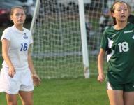 League soccer champ Amelia returns top girls scorer