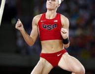Greenville's Sandi Morris ties for fourth at world championships