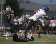 HS football notes: Chandler ready to make splash; father and son collide