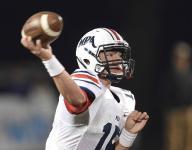 MRA quarterback tears ACL in Week 2