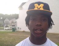SJ football star selects Michigan
