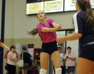 Lancaster volleyball team showing positive signs