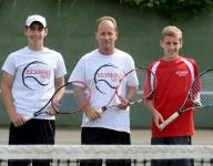 Tennis is the Hollingsworth family tradition
