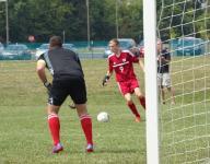 Newark boys soccer shooting to rise