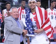 Top 10 basketball recruit Gary Trent Jr. sets dates for four official visits