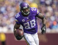 Adrian Peterson says he could have went straight from high school to the NFL