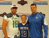 Under Armour All-America Diary: Michal Menet on Penn State bond, springing big plays