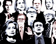 What Do Students Think of the Candidates Running for President?