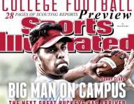 Ohio State wasted 0 days to get a Sports Illustrated photoshop in QB Danny Clark's hands