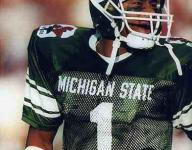 Andre Rison's son makes plea to bring back number 1 at Michigan State