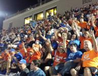 No. 1 Bishop Gorman pulls away from Servite after tight first half
