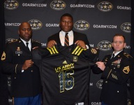 Q&A with Army Player of the Year finalist Derrick Brown on UGA, SEC recruiting, NYC pizza and more