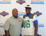 RecruitDiaries.com: Tino Ellis on his time at DeMatha, looking forward to Maryland
