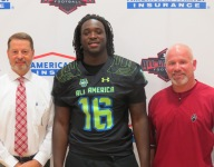 Four-star DE McTelvin Agim motivated by the physicality of football