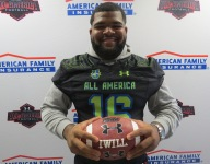 Under Armour All-American Rashard Lawrence is hungry for football at all levels