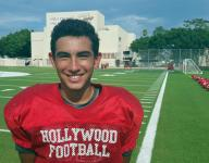 One of L.A.'s best quarterbacks is a senior ... who never played organized football before this season