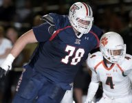 John Krahn, likely largest man in football, losing weight and heading to prep school