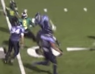 VIDEO: Inland Empire youth star Elias Ricks scored the return TD of the year, and the season has barely started