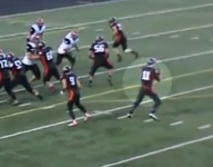 VIDEO: Watch the passing highlight's from DuBois QB Matt Miller's record-setting game
