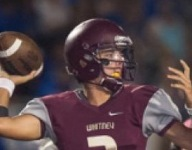 California QB Hunter Rodrigues throws 7 TDs -- in the first half