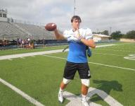 Somerset quarterback out with stress fracture in ankle