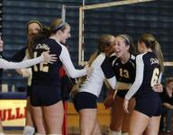 Nordmann stepping up as leader for DeWitt volleyball