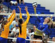 High School Roundup: Panthers rally past Philo in volleyball