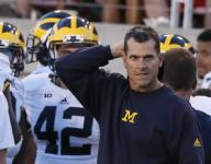 Utah 24, U-M 17: Wolverines sluggish in Harbaugh's debut