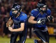 Friday's high school football results