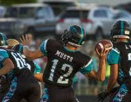 Canyon View wins thriller over Cedar, 42-41