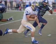 Reed starts fast, holds off Mustangs in shootout
