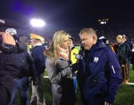 Morristown native to work Notre Dame sideline for NBC