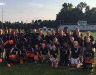 Glen Este soccer girls donate shoes to Withrow program