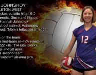2015 Sensational 6: Sarah Johnshoy - Appleton West