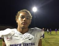 Central's Wells runs for 281 yards, 6 TDs vs Anderson