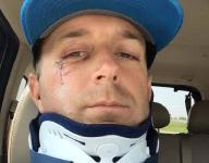 Sports anchor Steve Layman on injured reserve after crash