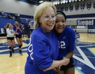 Midstate volleyball legends still love coaching