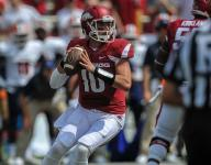 Allen's career day leads Hogs past UTEP
