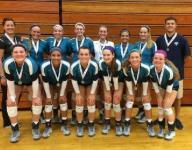 Notebook: Siegel volleyball wins silver title