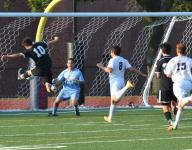Gomes lifts Rye boys soccer to a signature win