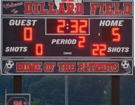 White House Heritage scoreboard honors Brittany Dillard